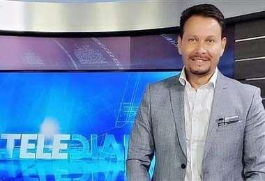 El periodista Arturo Alba Medina. Foto Internet