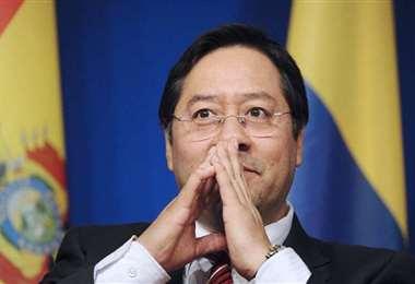 El presidente electo, fue por años el Ministro de Economía de Morales/Foto: Internet