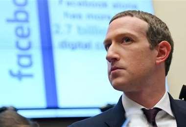 Mark Zuckerberg. Foto Internet