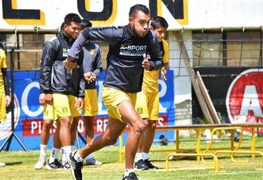 Los jugadores del Tigre no se entrenaron este viernes. Foto: The Strongest
