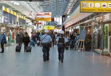 El aeropuerto de Berlín. Foto Internet