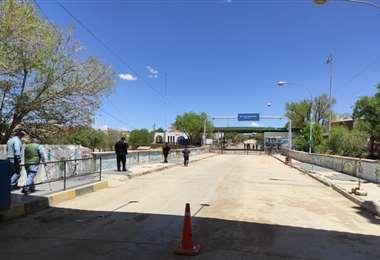 Por este puente ingresará el expresidente Evo Morales