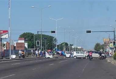 Avenida Virgen de Cotoca