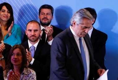 """Argentina aspira a lograr """"lo antes posible"""" acuerdo con el FMI"""