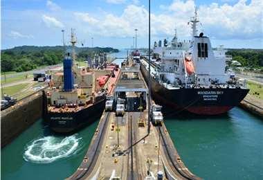 El Canal de Panamá batió otro récord. Foto Internet