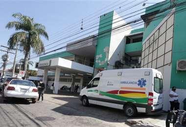 Este miércoles no habrá atención en los hospitales /Foto: Fuad Landívar