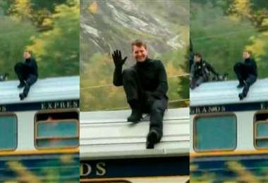 Tom Cruise no trabaja con doble de acción, disfruta de las escenas peligrosas