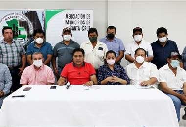 Los representantes de Amdecruz dieron plazo hasta el viernes