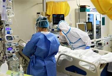 Uno de cada 10 pacientes dados de alta regresan al hospital con síntomas de Covid 19