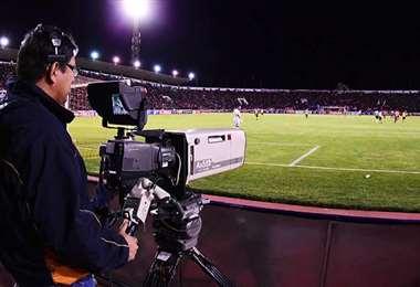 La afición podrá ver el viernes el debut de la selección por la tv. Foto: internet