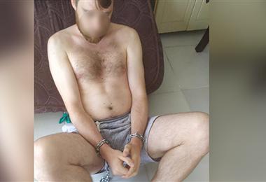 La Policía ya cuenta con una fotografía del secuestrado. Foto. Policía boliviana