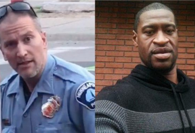Liberan bajo fianza al policía acusado por la muerte de George Floyd