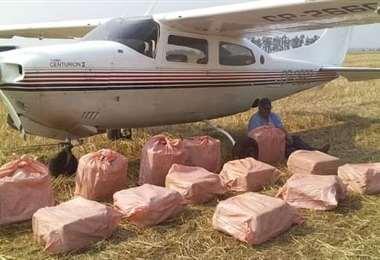 El piloto boliviano será presentado ante un juez /Foto: Senad
