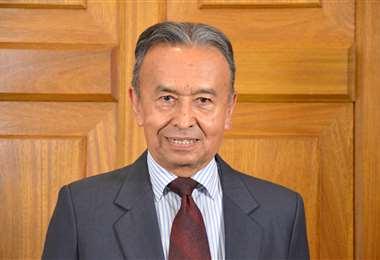 Armando Pinell, asumió la presidencia del BCB.