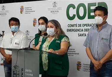 Cinthia Asín, secretaria de Medio Ambiente de la Gobernación