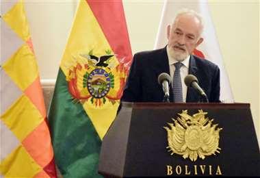 Guillermo Aponte estuvo en el cargo desde el 17 de diciembre de 2019