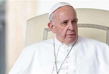 El papa Francisco. Foto Internet