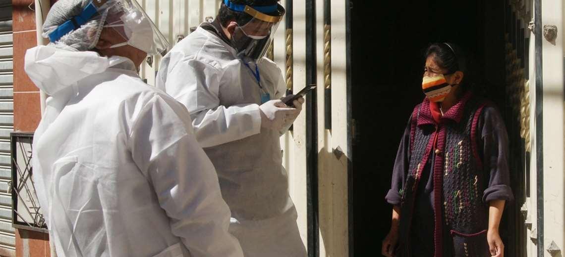 Anticipándose a un rebrote el Ministerio de Salud pide planes de contingencia /Foto: APG