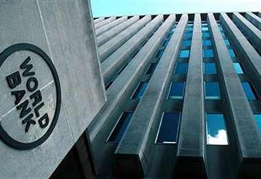 Banco Mundial (BM) modificó hoy su proyección de recesión de la economía de Bolivia