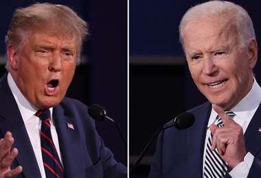 No se va a realizar el segundo debate. Foto Internet