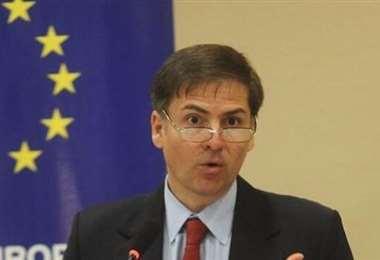 El vicepresidente del BM para la región. Foto Internet