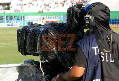 Los derechos de TV generaron un quiebre dirigencial desde junio. Foto. J. Gutiérrez