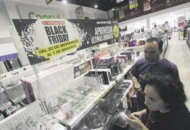 Habrá tres días de grandes ofertas en la quinta versión de Black Friday Bolivia