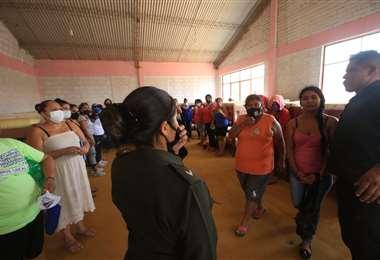 Inauguran pabellón de mujeres en Cerprom