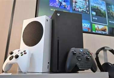 La nueva consola. Foto Internet