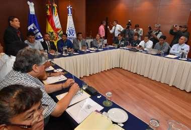 Congreso de la FBF fue convocado para el 14 de noviembre. Foto: internet