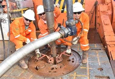 Expertos sugieren incrementar la producción de gas/Foto: ABI