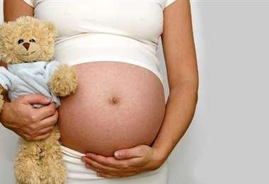 El embarazo adolescente, un gran problema. Foto Internet