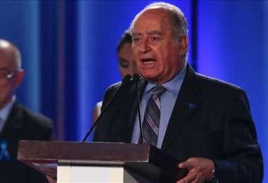 Ántero Flores Aráoz es el nuevo primer ministro peruano. Foto Internet