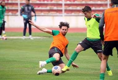 Ribera ocupará el lugar de Bejarano. Foto: Prensa FBF