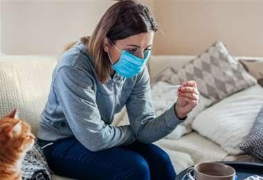 La fiebre presagia un coronavirus fuerte. Quien tenga más de 37 grados debe tener cuidado