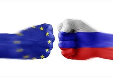 Cruce de acusaciones entre Rusia y la Unión Europea