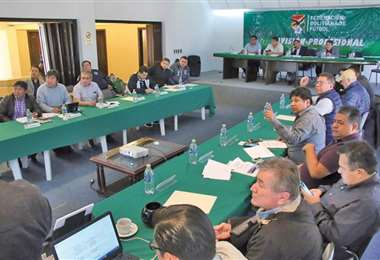 Un congreso pasado de la FBF. Foto: internet