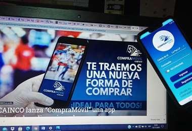 La app está dirigida a trabajadores de empresas asociadas a Cainco