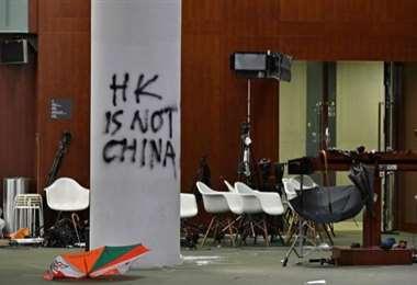 Londres mantiene una pulseada diplomática con China. Foto: Internet