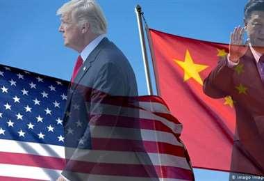 Trump restringe las inversiones en China. Foto. DW