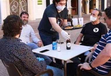 Una reunión 'inofensiva' resulta un importante foco de contagio