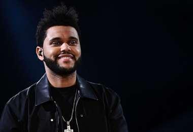El canadiense The Weeknd tiene 30 años y tres Grammy en su carrera