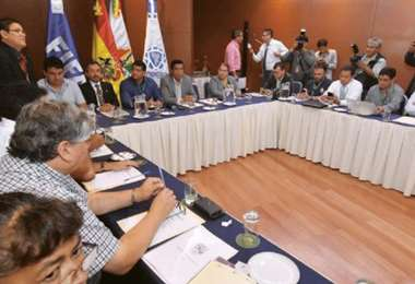 Un congreso pasado de la FBF en La Paz. Foto: internet