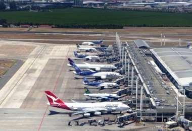 La terminal de Santiago. Foto Internet
