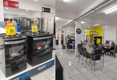 Tienda Amiga cuenta con cinco locales en la ciudad de Santa Cruz