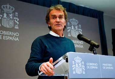 Fernando Simón es coordinador sanitario del gobierno español. Foto Internet