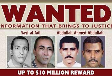 Recompensa por terroristas. Foto Internet