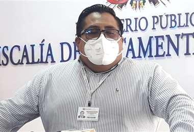 La fiscalía llevará adelante el caso contra el abogado Jorge Valda