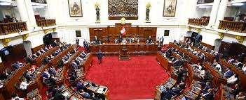 El Congreso peruano busca una salida a su crisis.