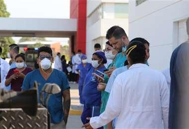 El Ministerio de Salud emitió el último informe de casos de Covid-19